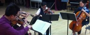 Violin Masterclass 2018