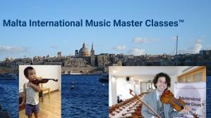Malta International Music Master Classes™