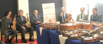 Violin Making Competition 2020
